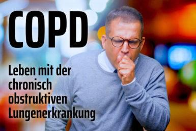 COPD: Krankheitsbild, Lebenserwartung, Behandlung