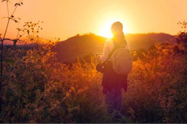 Spazieren: So bleiben Sie geistig & körperlich fit