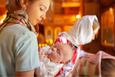 Glückwünsche zur Taufe: Die richtigen Worte zum freudigen Anlass