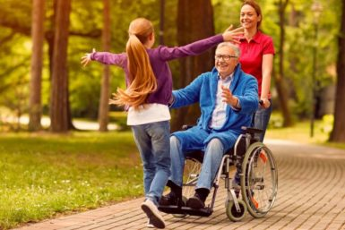 Rollstuhl: Worauf Sie achten sollten