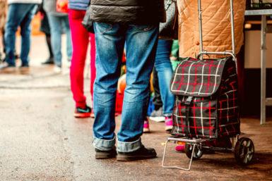 Einkaufstrolley: Ihre rollende Einkaufshilfe