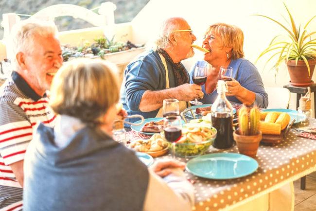Senioren WG: Selbstbestimmt Leben in einer harmonischen Gemeinschaft