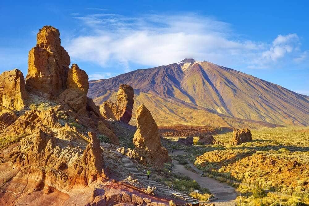 Teide-Teneriffa-Kanarische-Inseln