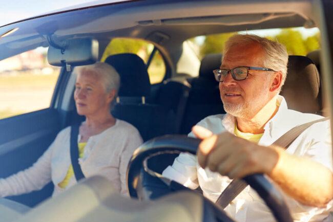Autofahren im Alter: Wirklich ein Risiko?