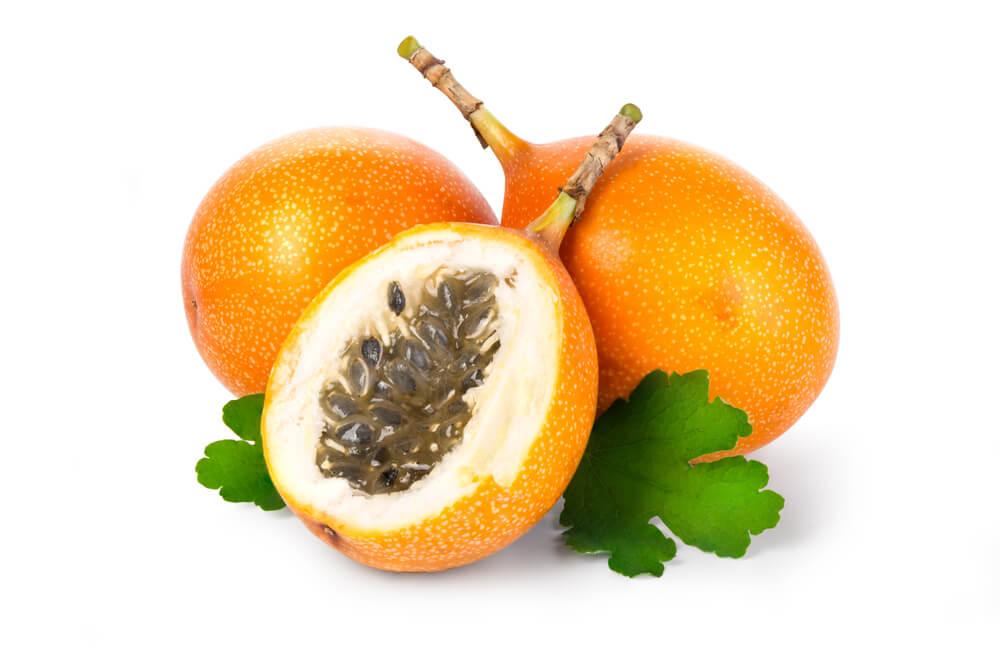 Exotische Fruechte Lecker Grenadilla