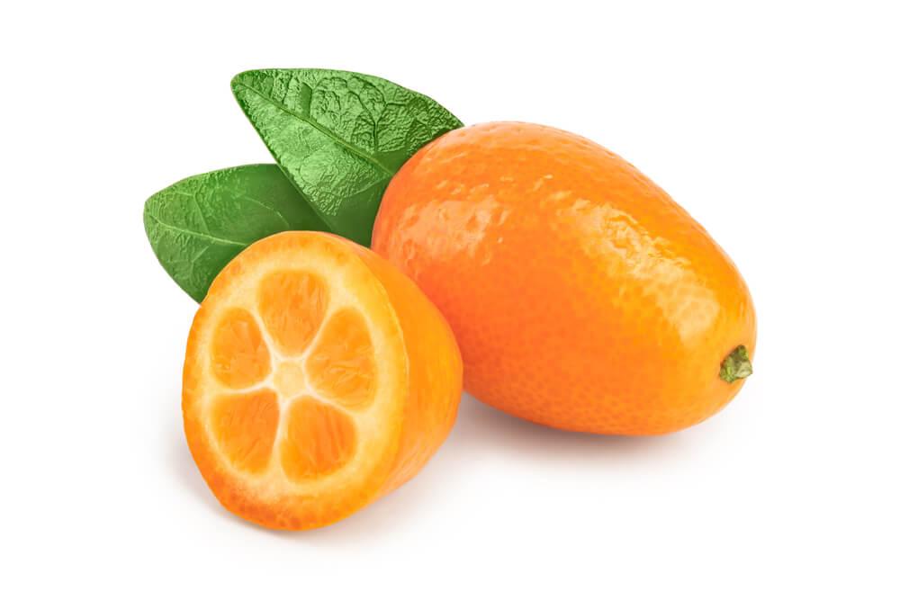 Exotische Fruechte Lecker Kumquat