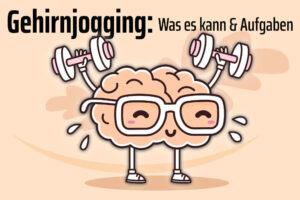 Gehirnjogging Spiele