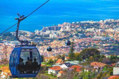 Madeira: Blühende Perle im Atlantik