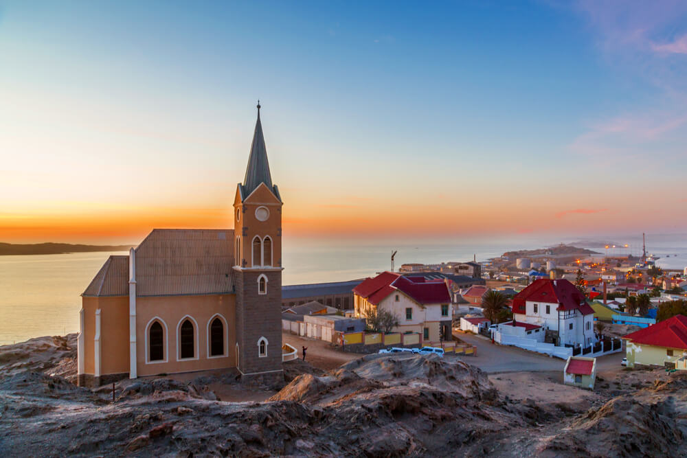 Namibia-Reiseziel-Luderitz