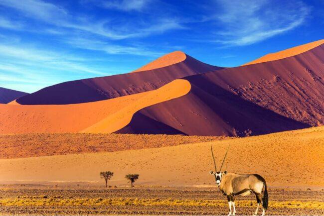 Namibia: Land der roten Stille