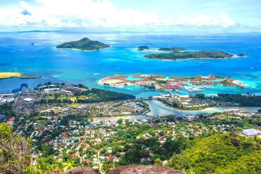 Seychellen-Mahe-Victoria