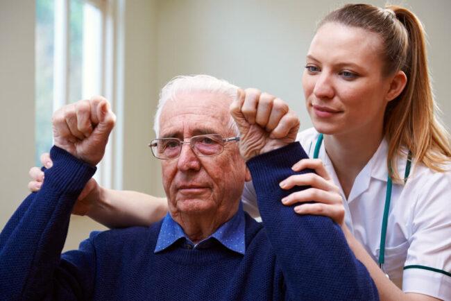 Apoplex: Erste Hilfe beim Schlaganfall