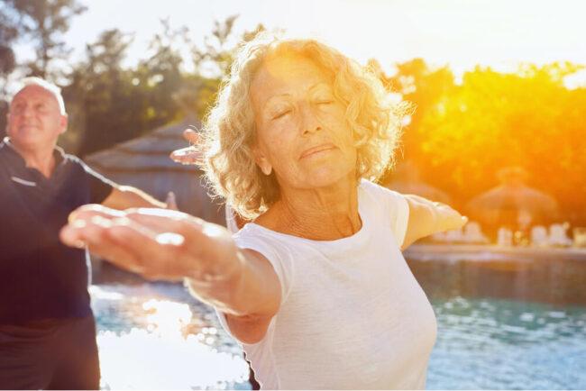 Gymnastik: Vorteile und Übungen für Senioren