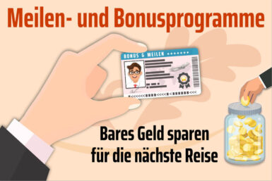 Meilen- und Bonusprogramme: Upgrades für Vielreisende