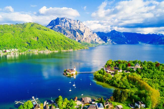 Österreich: Land der Berge, Land der Seen