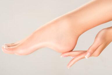 Füße: Oft vernachlässigt, aber wichtig