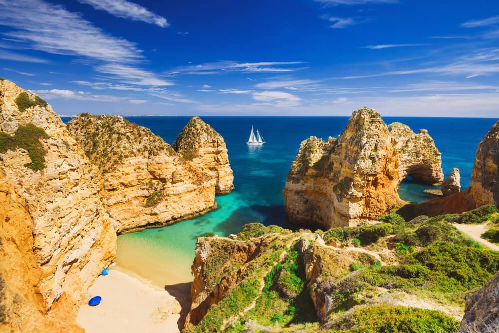 Lagos-Algarve-Portugal