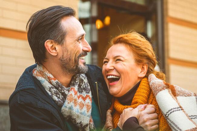 Lebensfreude: Das Alter genießen