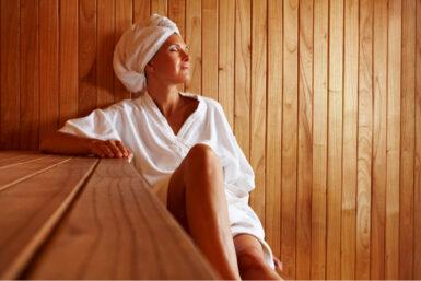Sauna: Tipps für das richtige Saunieren