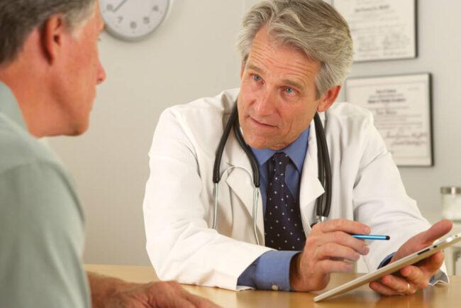Hausarzt: Vertrauensperson mit Kompetenz