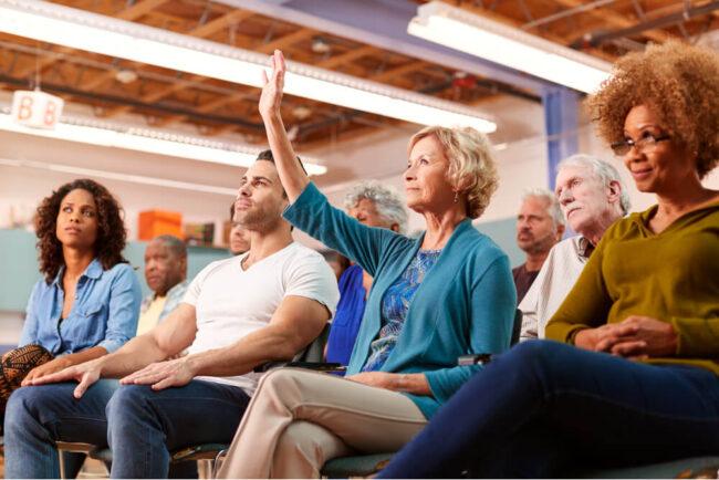 Seniorenbeirat: Werden Sie politisch aktiv