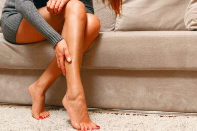 Wadenkrampf: Kampf dem nächtlichen Krampf