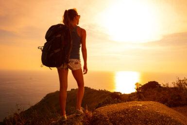 Wandern: Raus in die Natur