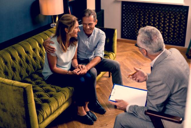 Paartherapie: Reden hilft weiter
