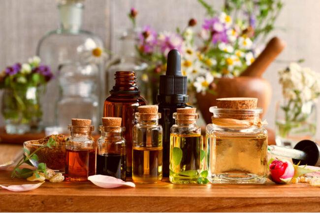 Aromaöle: So wirken die unterschiedlichen Düfte