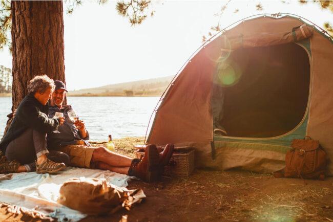 Campen: Comeback eines Reisestils