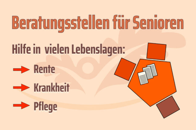 Beratungsstellen für Senioren: Diese gibt es