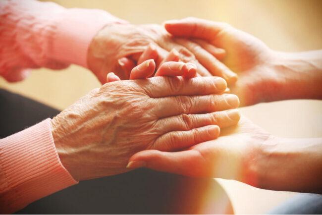 Sterbebegleitung: Tipps für eine schwere Zeit