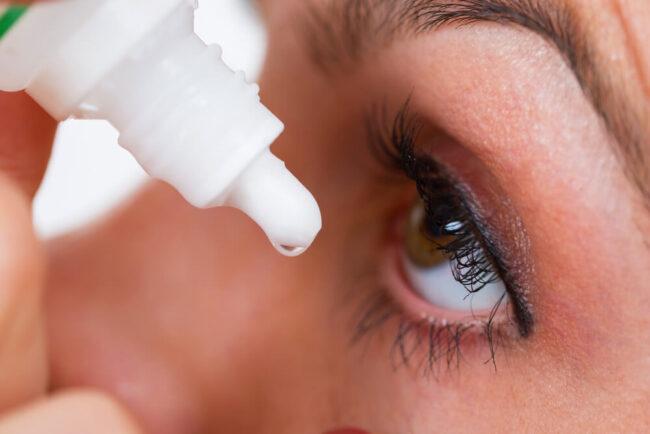 Trockene Augen: Hausmittel, Ursachen, Symptome