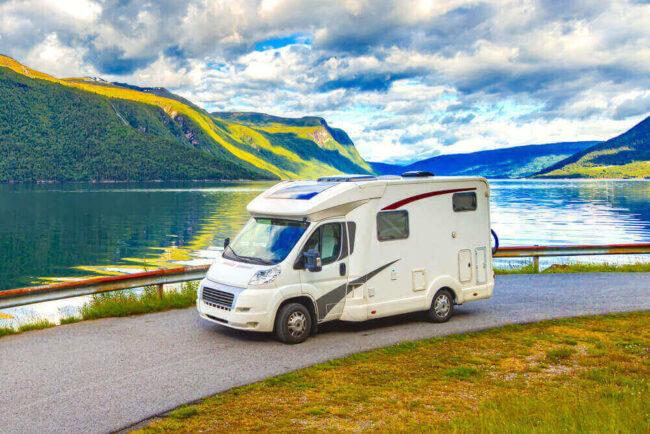 Wohnmobil: Unabhängig auf Reisen