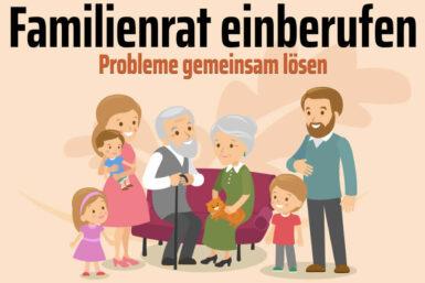 Familienrat: Krisentreffen - Eltern werden zum Pflegefall