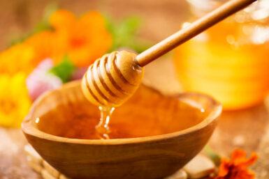 Honig: Gesund und lecker