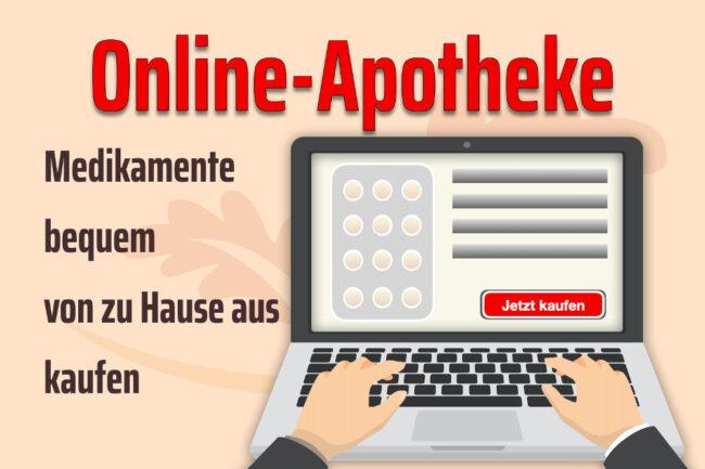 Online-Apotheke: So kaufen Sie Medikamente im Internet