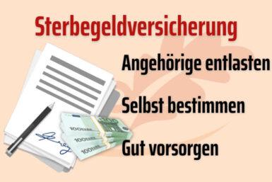 Sterbgegeldversicherung: Das bringt sie Ihnen