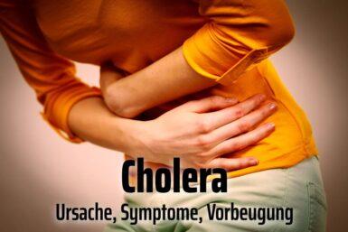 Cholera: Gefahr in exotischen Gebieten