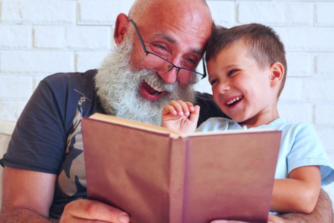 Vorlesen: Tipps wie Sie gute Geschichten erzählen