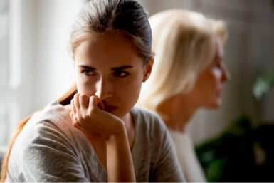 Reden: Ohne Streit in der Familie kommunizieren