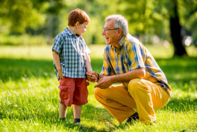 Umgangsrecht: Ich darf meine Enkel nicht sehen