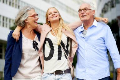 Pubertät: Keine Lust mehr auf Oma und Opa