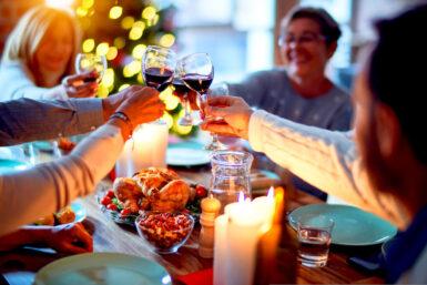 Weihnachten zu Hause: Tipps für das Fest daheim